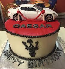 Maserati Cake Tortas Pasteles