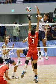 Aaron Russell: Rising Star   Volleyballmag.com