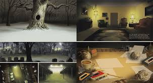 the art of over the garden wall mchale