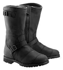 belstaff endurance boots touring road