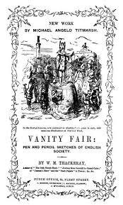 ad vanity fair 1848 adver