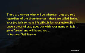 top quotes sayings about editors and writers