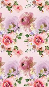 Pinterest Enchantedinpink Floral Wallpaper Flower