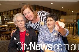 Robyn Robertson, Hilary Harris and Cheryl Johnson_   Canberra CityNews