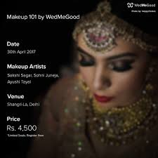 register for a personalised makeup