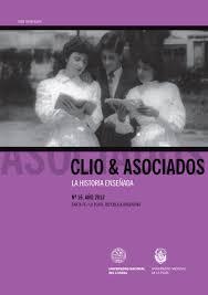 Entrevistas: Una propuesta de enseñanza de la historia en la cultura  digital. Entrevista a Gisela Andrade y Alejandra Rodríguez sobre Múltiples  voces del Bicentenario | Clío & Asociados. La historia enseñada. ISSN: