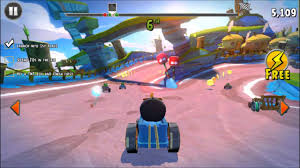 Angry Birds Go! Music - Race Challenges [HD] - YouTube
