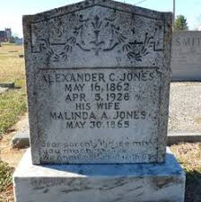 "Malinda Adeline ""Addie"" Keller Jones (1865-1937) - Find A Grave Memorial"