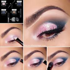 the best glitter makeup ideas for new