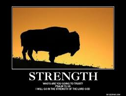 christian quotes about strength quotesgram