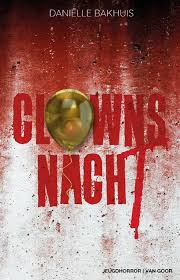 Image result for Clown's nacht – Daniëlle Bakhuis