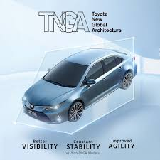The Toyota New Global Architecture or... - Toyota Manila Bay