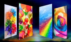 rainbow colours wallpapers for android