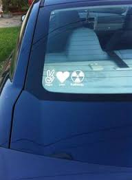 Do You Love Radiology Sport This Decal On Your Wheels You Can Buy It Here Http Decalcustom Myshopify Com Decal St Radiology Decals Decals Stickers