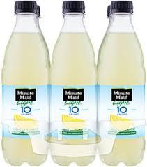 minute maid light lemonade 101 4 oz