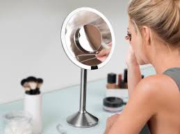 this is the smartest makeup mirror we