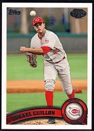 Amazon.com: Baseball MLB 2011 Topps Pro Debut #153 Ismael Guillon ...
