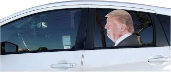 Amazon Com Aahs Donald Trump Decals Car Stickers Funny Window Peel Off Political Trump Window Decal Automotive