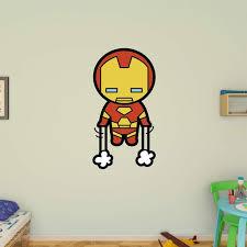 Fathead Iron Man Kawaii Wall Decal Walmart Com Walmart Com
