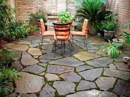 porcelain or natural stone tiles