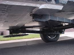 this scamp 5th wheel trailer is a