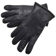 mens super soft genuine leather gloves