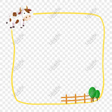 Cow Fence Border Png Image Picture Free Download 401066234 Lovepik Com