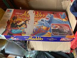 magic carpet board game 1992