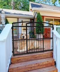 Carlson Pet Products Indoor Outdoor Expandable Extra Tall Pet Gate Best Price And Reviews Zulily