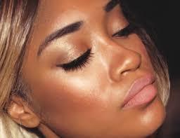 eye makeup ideas dark skin tone