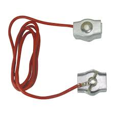 Field Guardian 1 4 In Polyrope To Polyrope Connector 102629 The Home Depot