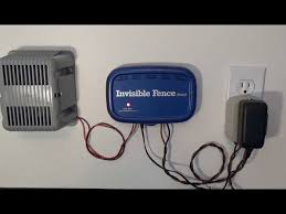 Disconnecting Alarm On Invisible Fence Ict Control Panels Youtube