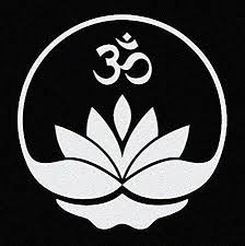 Lotus With Om Symbol Car Decal Window Sticker Stick Emall Vinyl Decals