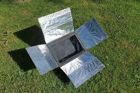 how to build a diy solar oven steo by