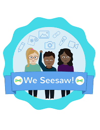 We Seesaw printable poster – Seesaw Help Center