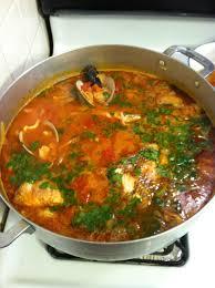Sopa de Mariscos/ Seafood Soup ...