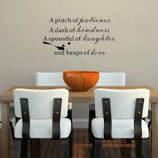 Inspirational Quotes A Pinch Of Patience Wall Decal Vinyl Art Lettering Home Sticker For Living Room Decor Wall Stickers Aliexpress