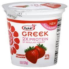yoplait greek fruit on the bottom