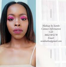mobile makeup artist eastern pretoria