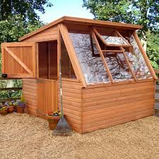 kiala potting shed greenhouse plans