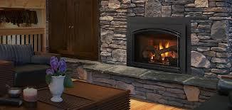 qfi fb series gas fireplace insert
