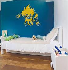Dragon Ball Z Decor Wall Decal Anime Theme Wall Sticker Wall Sticker Usa