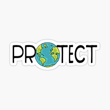 Save The Planet Stickers Redbubble