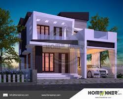 indian home design 1690 sq ft 3 bedroom