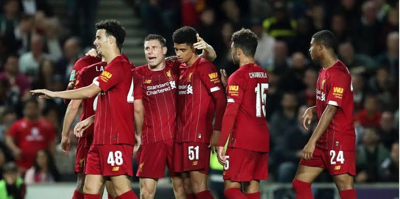 kemenangan Liverpool