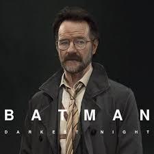 Bryan Cranston As James Gordon (By David Paget) : DCEUfancasts