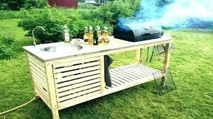 diy outdoor sink tatilrehberi xyz