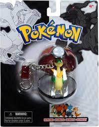 Pokemon Black & White Series 3 Basic Servine Figure