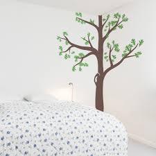 Corner Tree Wall Decal
