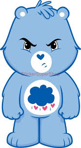 Free Download Details About Grumpy Bear Care Bears Decal Removable Wall Sticker Home 565x1024 For Your Desktop Mobile Tablet Explore 78 Carebear Wallpaper Free Bears Wallpapers Submit Wallpaper Care